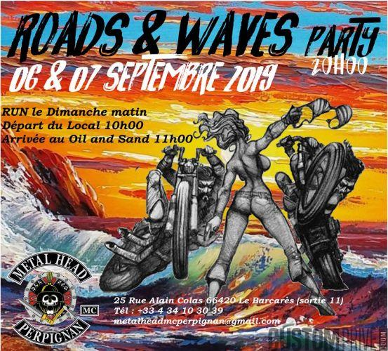 ROADS AND WAVES PARTY