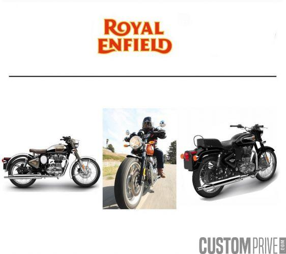 ABSOLUT'MOTO / ROYAL ENFIELD