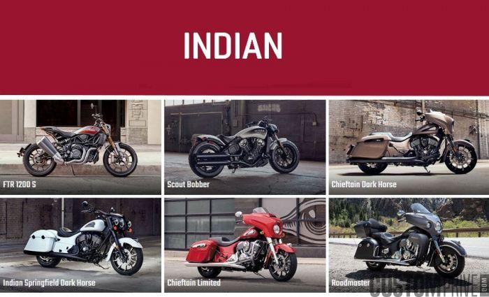 PREMIUM MOTORCYCLES / INDIAN COTE D'AZUR
