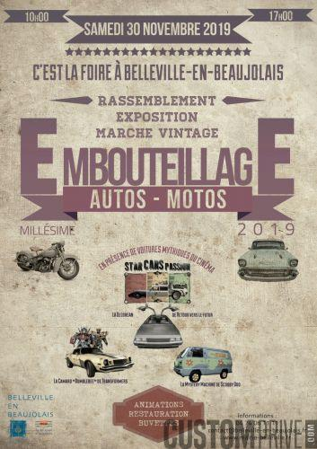 EMBOUTAILLAGE AUTOS MOTOS