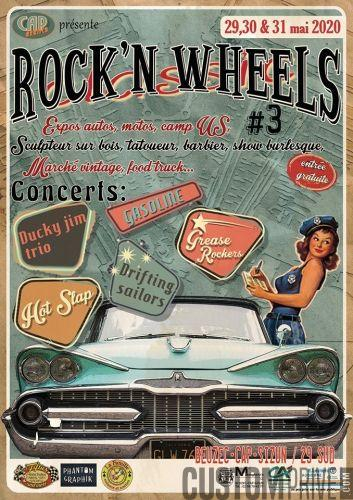 ROCK'N WHEELS CLASSIC DAYS