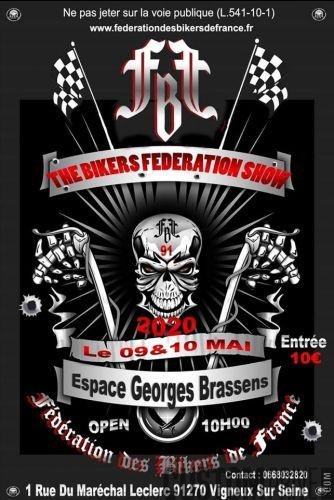 THE BIKERS FEDERATION SHOW