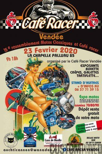 CAFE RACER VENDEE