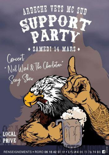 SUPPORT PARTY VETS SUD