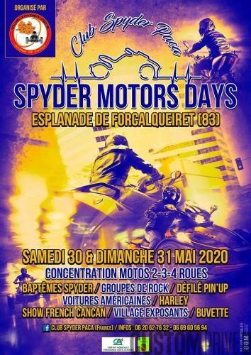 SPYDER MOTORS DAYS