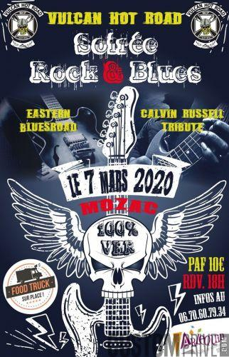SOIREE ROCK AND BLUES