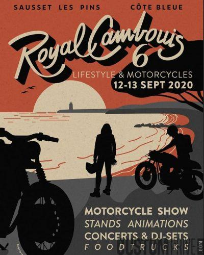 ROYAL CAMBOUIS LIFE STYLE AND MOTOCYCLES