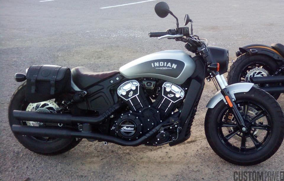INDIAN 1200 Scout Bobber