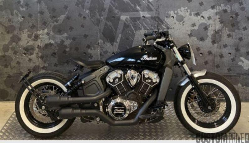 INDIAN SCOUT 1200 THUNDER