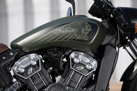 Toute Nouvelle Gamme Scout 2020 - Indian Motorcycle